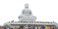 Khai hội xuân chùa Phật Tích
