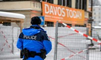 Đe dọa khủng bố, tăng trưởng chậm bao trùm Diễn đàn Davos