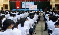 Vĩnh Phúc chú trọng phổ biến, giáo dục pháp luật trong trường học