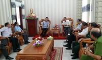 Bộ trưởng Lê Thành Long đề nghị Kiên Giang truyền đạt đúng thông điệp bầu cử
