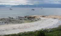 Bộ TN&MT nói về  gần 1 triệu mét khối vật liệu đổ xuống biển