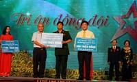 Hiệp hội Doanh nhân Cựu chiến binh Việt Nam: Lan tỏa nghĩa tình tri ân