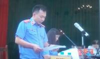 Đại án ở Ocean Bank: Công tố viên đề nghị tử hình một bị cáo