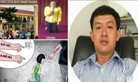 """Vụ """"ép"""" cô giáo quỳ xin lỗi:  Ông Võ Hòa Thuận chưa đủ điều kiện để được gọi là luật sư"""