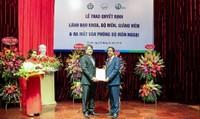 Giám đốc Bệnh viện Hữu nghị Việt Đức kiêm giữ chức Phó Chủ nhiệm Khoa Y Dược - ĐHQGHN
