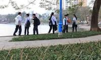 Thi tổ hợp vào lớp 10 ở Hà Nội: Phụ huynh, học sinh hoang mang