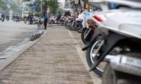Công an Hà Đông hồi âm bài báo của PLVN: Cam kết không để tái diễn lấn chiếm vỉa hè