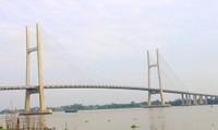 Cầu Cao Lãnh (Đồng Tháp): 'Chắp cánh' cho ĐBSCL phát triển