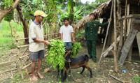 Bộ đội Biên phòng chung tay bảo tồn tộc người Đan Lai