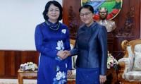 Đề nghị Lào tạo mọi điều kiện cho người Việt sinh sống, làm ăn ổn định và thuận lợi