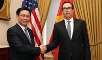 Mỹ coi trọng quan hệ hữu nghị và hợp tác toàn diện với Việt Nam