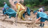 Hơn 6.000 cán bộ, chiến sĩ Quân khu 2 giúp người dân khắc phục hậu quả thiên tai