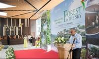 Flamingo Đại Lải Resort: Lễ khai trương tòa nhà xanh nhất hành tinh Forest In The Sky