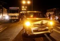 Tai nạn liên hoàn, quốc lộ 1A ùn tắc nhiều giờ liền