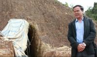 Bí thư huyện ủy Tây Giang trần tình nguyên nhân đào hầm xuyên núi