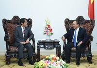 Thủ tướng Nguyễn Xuân Phúc: Việt Nam coi trọng việc phát triển quan hệ với Nhật Bản
