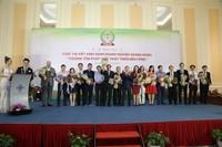 Chủ tịch Think Big Group Nguyễn Mạnh Hà được vinh danh tại đêm tiệc doanh nhân