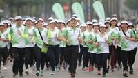 Herbalife đồng hành cùng Uỷ ban Olympic Việt Nam hưởng ứng Ngày chạy Olympic