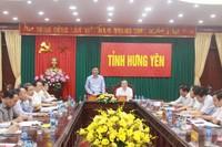 Bộ trưởng Lê Thành Long: Hưng Yên quan tâm, triển khai hiệu quả các luật mới