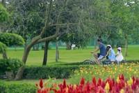 Đắm mình trong thiên đường xanh trong veo tại FLC Vĩnh Phúc