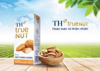 """Tập đoàn TH tiếp tục ra mắt loại sữa hạt từ """"siêu thực phẩm"""" hạnh nhân"""