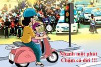Các trường cần đẩy mạnh giáo dục kỹ năng tham gia giao thông an toàn cho học sinh