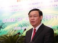 Việt Nam tham khảo kinh nghiệm làm nông của Nhật Bản