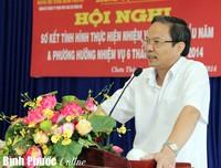 Ông Lê Văn Châu được chỉ định làm Phó Bí thư Đảng ủy Khối Doanh nghiệp Trung ương