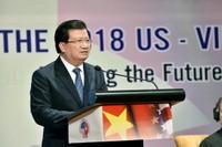Việt Nam mong muốn ngày càng có nhiều doanh nghiệp Hoa Kỳ vào đầu tư