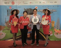 """Khởi động lễ hội quốc tế """"KILORUN HÀ NỘI 2019"""" –  Hành trình chạy bộ, khám phá ẩm thực và tận hưởng niềm vui"""