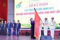 Chủ tịch Quốc hội dự Lễ kỷ niệm Ngày Nhà giáo Việt Nam