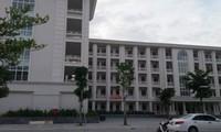 Nữ sinh viên đại học Vinh rơi từ tầng 4 KTX tử vong