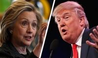 90% cơ hội chiến thắng nằm trong tay bà Hillary Clinton