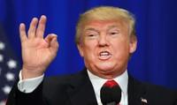 """Người dân nước Mỹ và trên thế giới phải quen dần với khái niệm """"Tổng thống Donald Trump""""."""
