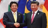 Nhật muốn cải thiện quan hệ với Trung Quốc