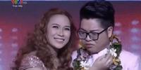 Đức Phúc khóc nức nở khi trở thành Quán quân Giọng hát Việt 2015
