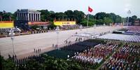 Tường thuật Lễ diễu binh, diễu hành mừng 70 năm ngày Quốc khánh