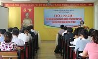 Quảng Bình bồi dưỡng kiến thức pháp luật cho các chức danh bổ trợ tư pháp