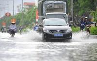 Bắc Bộ mưa lớn, cảnh báo ngập lụt nhiều tỉnh