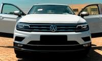 Volkswagen Tiguan Allspace 7 chỗ 2018 đã về đến Việt Nam