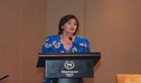 Phu nhân cựu Thủ tướng Tony Blair công bố dự án tạo điều kiện cho nữ doanh nhân Việt Nam
