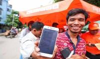 Viettel lập kỉ lục: đạt 1 triệu thuê bao chỉ sau 10 ngày khai trương tại Myanmar