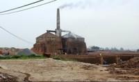 Lãnh đạo các huyện của Hải Dương nhận trách nhiệm về vấn nạn lò gạch