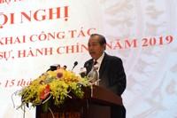 Phó Thủ tướng Trương Hòa Bình đề nghị các Bộ 'chung tay' hỗ trợ công tác THADS