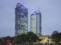 Tiết kiệm mỗi năm 2,2 tỷ đồng điện năng,  Tòa nhà EVN nhận danh hiệu sử dụng Năng lượng xanh