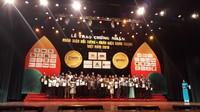 """Vietnam Airlines lần thứ 4 liên tiếp được vinh danh """"Top 10 Nhãn hiệu nổi tiếng nhất"""""""