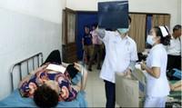 Xe chở đoàn công tác của Hà Nội gặp nạn tại Lào