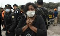 Núi lửa phun trào ở Guatemala, ít nhất 65 người thiệt mạng