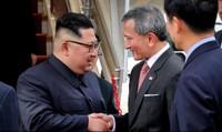 Nhà lãnh đạo Triều Tiên tới Singapore, sẵn sàng cho cuộc gặp lịch sử
