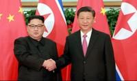 Nhà lãnh đạo Triều Tiên Kim Jong-un lại thăm Trung Quốc